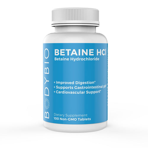 Smell n' Score Betaine Hydrochloride - 90 Tablets