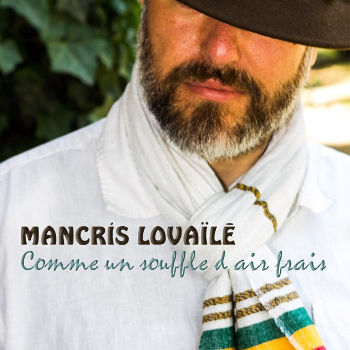 Mancris Lovaïlé - Comme un souffle d'air frais EP (Version CD)