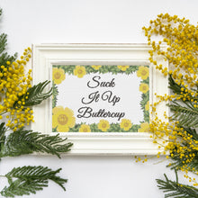 Load image into Gallery viewer, Buttercup: Counted Cross Stitch Pattern and Kit - Stitch Wit