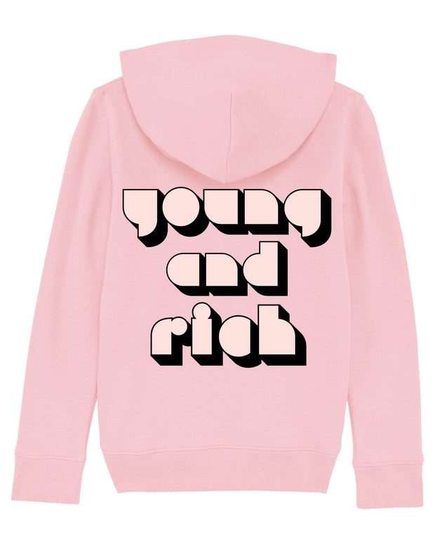 Young and Rich sweatshirt