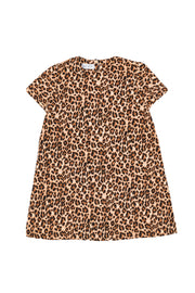 Mini Me Leopard-print dress