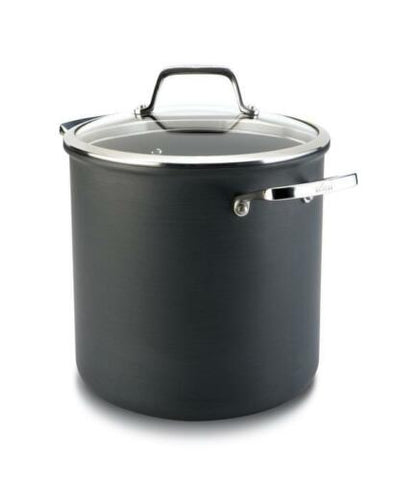 All-Clad B3 Hard Anodized Bonded Induction Aluminum 8-Quart Non-Stick Stockpot