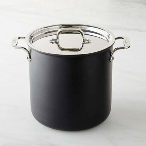 All-Clad NS1 Nonstick Induction 8-Qt Stock with Lid