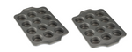 All-Clad Non-Stick Pro Release Muffin Pan Set of Two