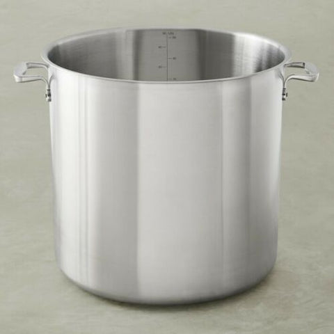All-Clad Professional Stainless-Steel Stockpot, 100-Qt