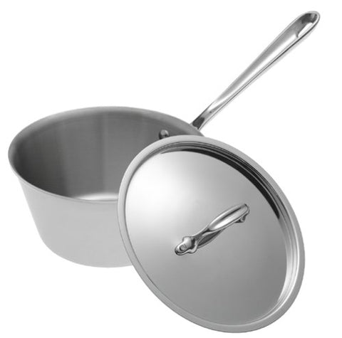 All-Clad Stainless 2-1/2-Quart Windsor Pan with Lid