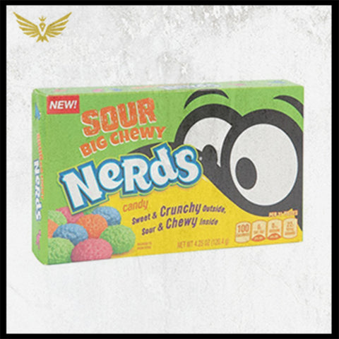 Nerds Big Chewy Sour - 12 x 120,4g