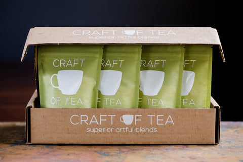 6-Month 8-Tea Pre-Paid Signature Boxes