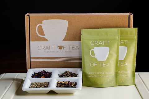3-Month 8-Tea Pre-Paid Signature Boxes