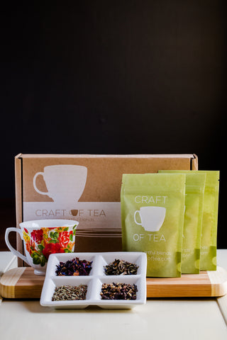 Our Signature Box of Teas