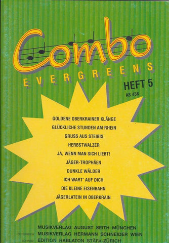 Combo Evergreens Heft 5