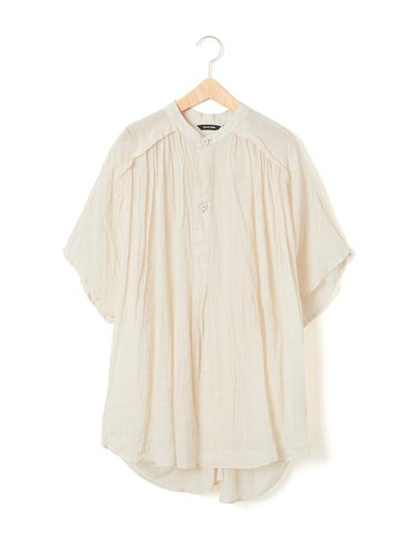 Button Blouse- Ivory