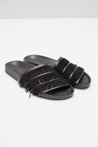 THE WILSON SLIDE IN BLACK