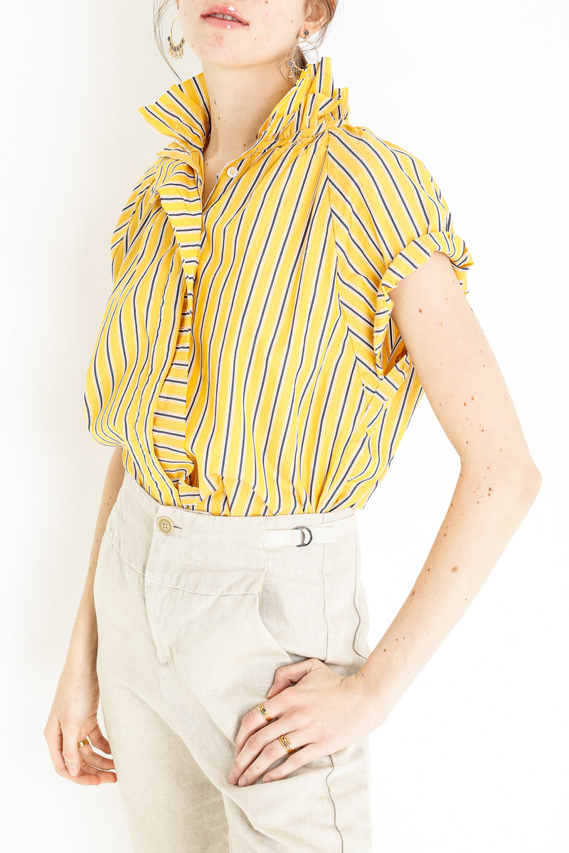 STELLA - STRIPE - YELLOW