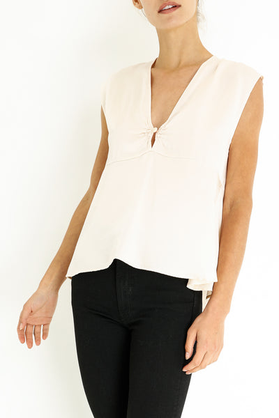 CLOQUET SILK TOP