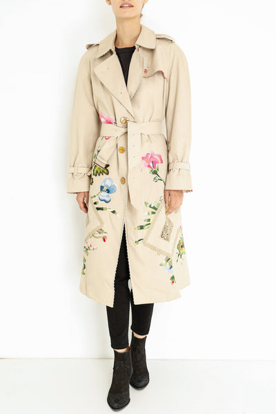 FLOWER TRENCH