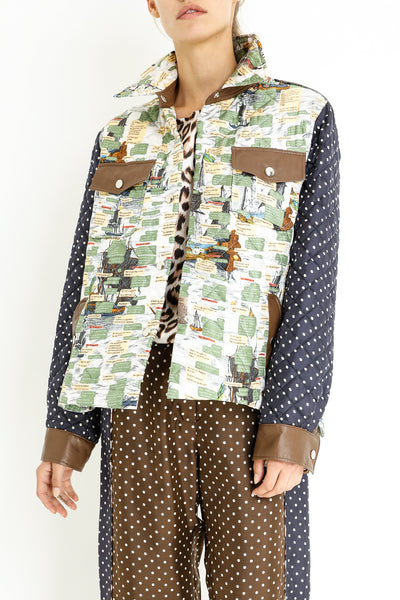 GREGOIRE SHIRT JACKET