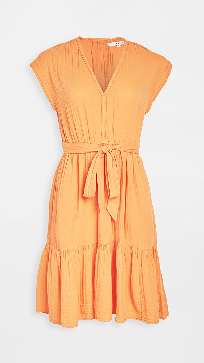 Maren Dress- Orangina