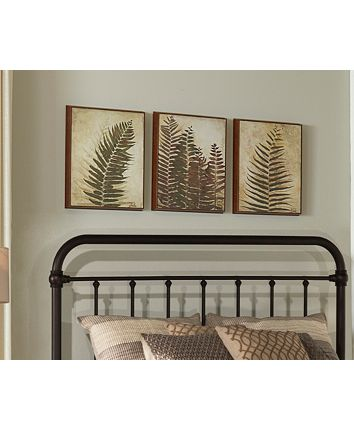 KIRKLAND FULL- QUEEN METAL HEADBOARD by Hillsdale 1863-490