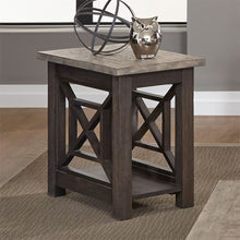 Load image into Gallery viewer, HEATHERBROOK CHAIR SIDE TABLE by Liberty Furniture