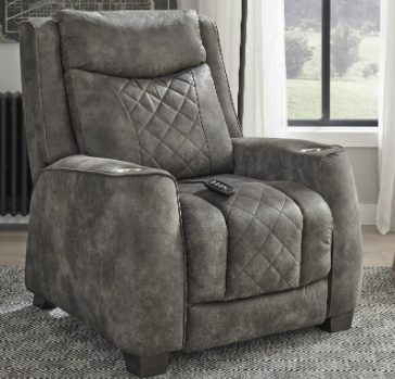 IMPULSE ZERO GRAVITY POWER RECLINER WITH  HR by Southern Motion