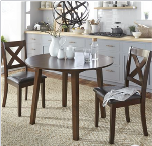 THORNTON DROP LEAF TABLE SET (3 pc) by Liberty Furniture