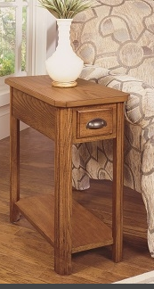 CHAIRSIDE END TABLE COLLECTION 1014-07 by Null