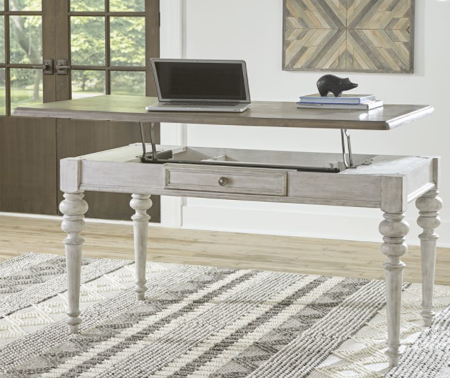 HEARTLAND LIFT TOP WRITING DESK by Liberty Furniture
