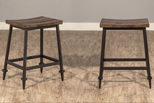 Load image into Gallery viewer, TREVINO METAL NON SWIVEL COUNTER STOOLS by Hillsdale Furniture
