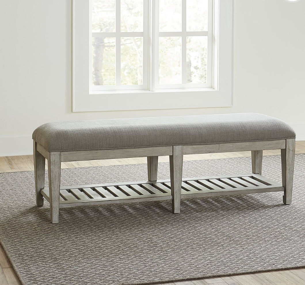 HEARTLAND BED BENCH by Liberty Furniture