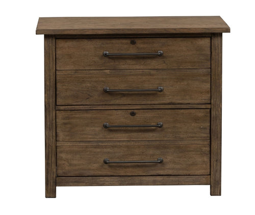 SONOMA ROAD LATERAL FILE CABINET by Liberty Furniture
