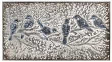 Load image into Gallery viewer, EMBOSSED BIRDS ON A BRANCH WALL DECOR by Ganz
