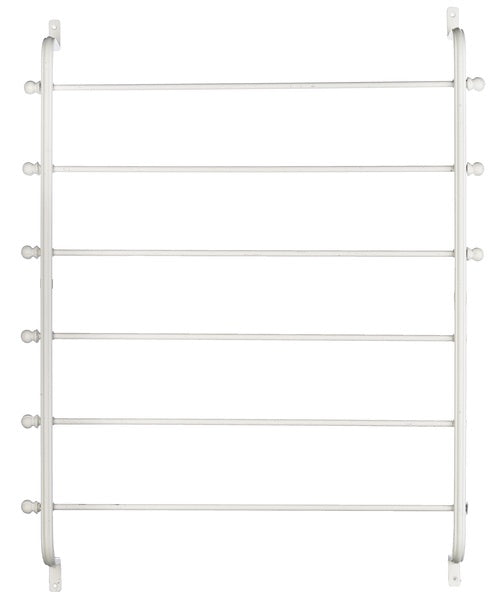 WALL MOUNTED BLANKET RACK by Ganz