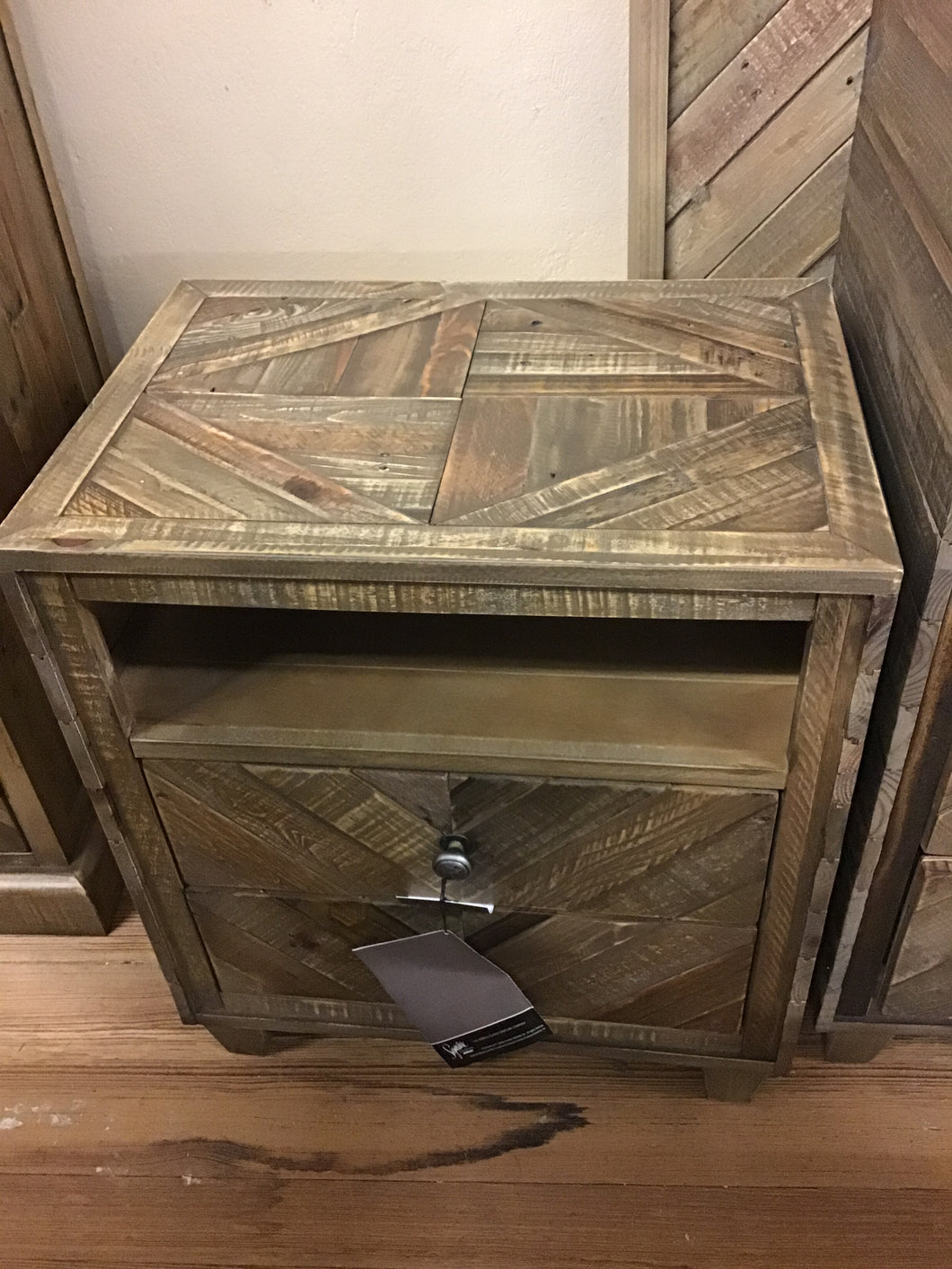 Ashley Grindleburg Nightstand