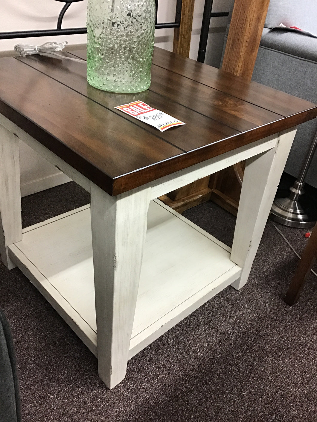 Liberty End Table 612-OT1020