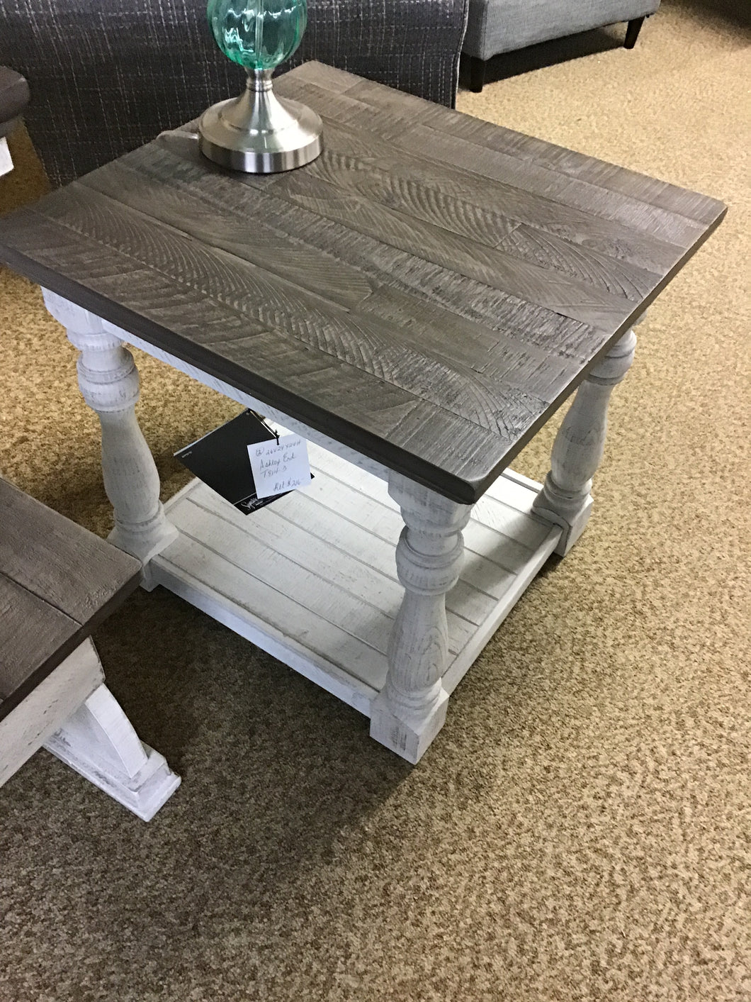 HAVALANCE END TABLE by Ashley Furniture