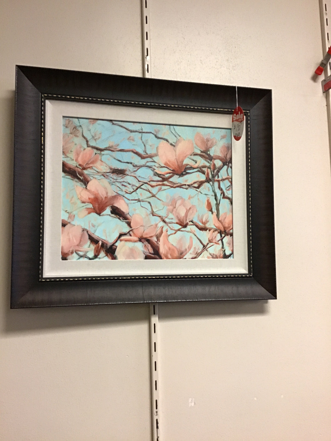 NEST AND MAGNOLIAS by Midwest Art
