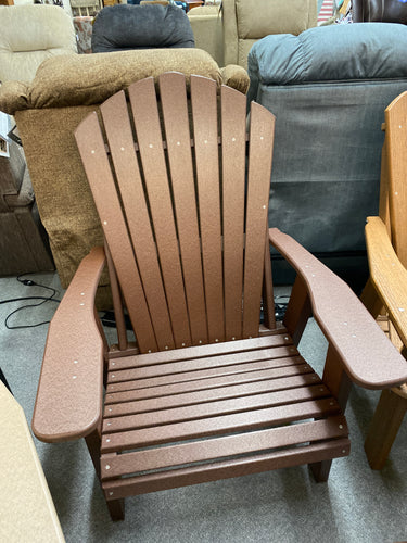 ADIRONDACK CHAIR by Natures Best