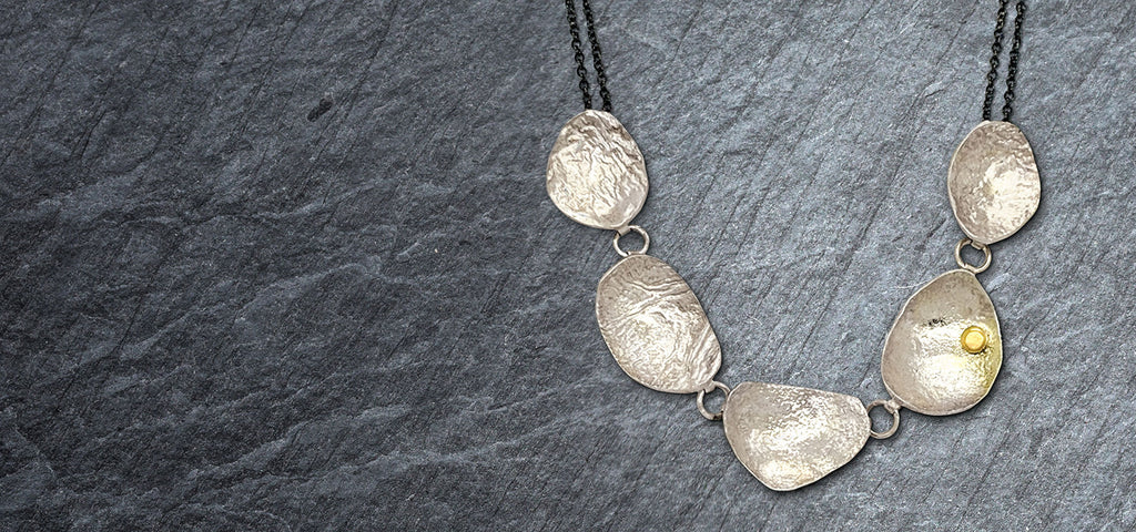 Handmade jewelry in silver, gold and rose gold – Dana Reed Designs