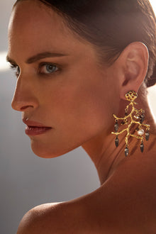 GOLDEN OLIVES EARRINGS