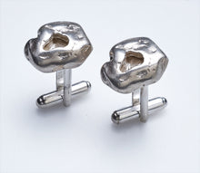 FLIUD ROCK cufflinks silver