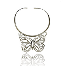 PAPILIONEM Silver necklace
