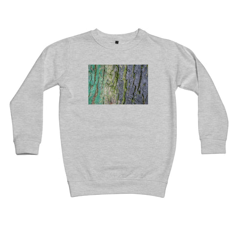 DAUB:TOOTING COMMON Kids Sweatshirt - Amy Adams Photography