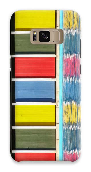 TOOTING BEC LIDO DOORS PHONE CASE* - Amy Adams Photography