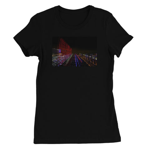 LONDON NIGHTS: BIG BEN  Women's Favourite T-Shirt - Amy Adams Photography