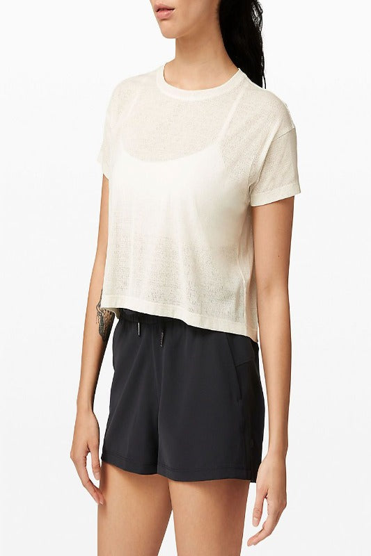 Lululemon Cates Tee, Raleigh Bird