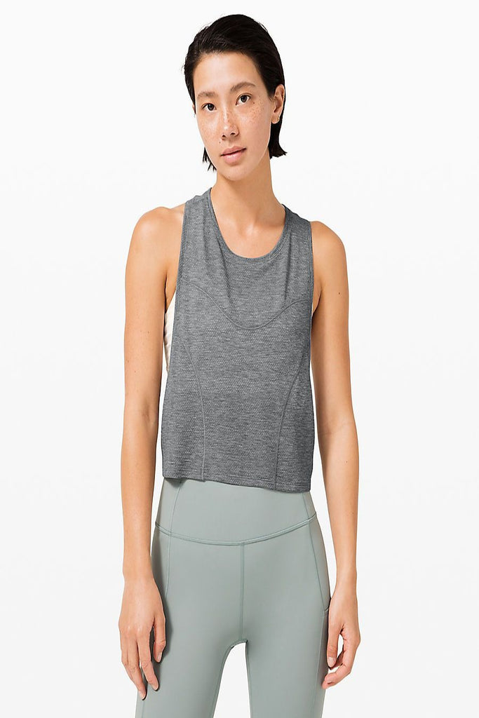 Lululemon Stronger As One Muscle  Tank, Raleigh Bird