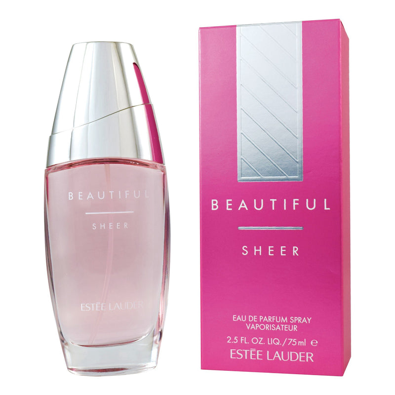 Estee Lauder Beautiful Sheer 75 Ml Edp Spray