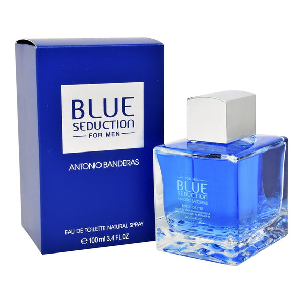 Antonio Banderas Blue Seduction 100 ml EDT Spray Men