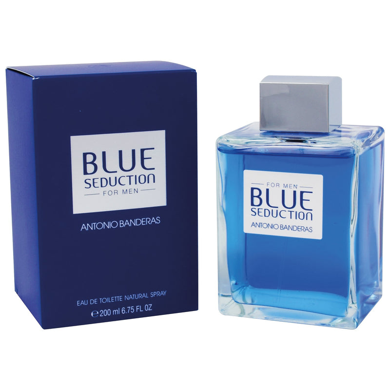 Antonio Banderas Blue Seduction 200 ml EDT Spray Men